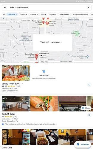 takeOutRestaurants