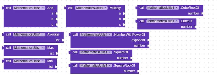 mathsutils
