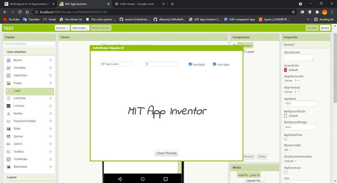 MIT App Inventor - Google Chrome 16-06-2021 12_27_12 AM