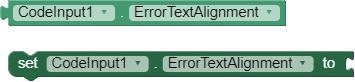 ErrorTextAlignment