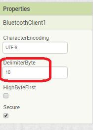 BlueToothClient1_Properties